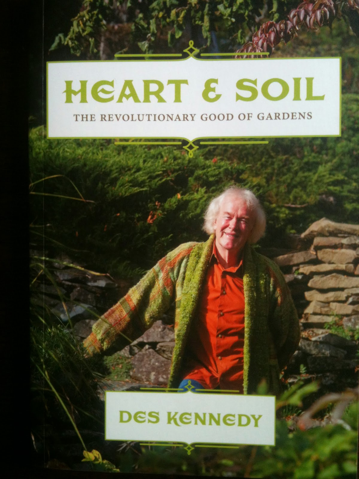 Powell river garden club heart and soil by des kennedy for Soil 60 years