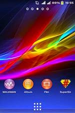 ROM Xperia Wanabe for Advan S3A