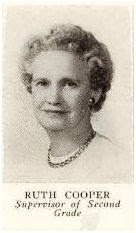 Ruth Cooper 1952