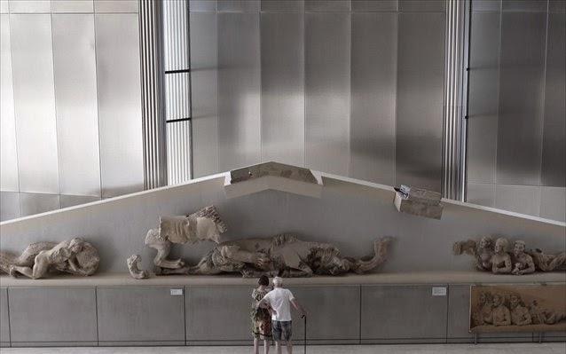 Αυξάνονται επισκέπτες και εισπράξεις σε χώρους και μουσεία