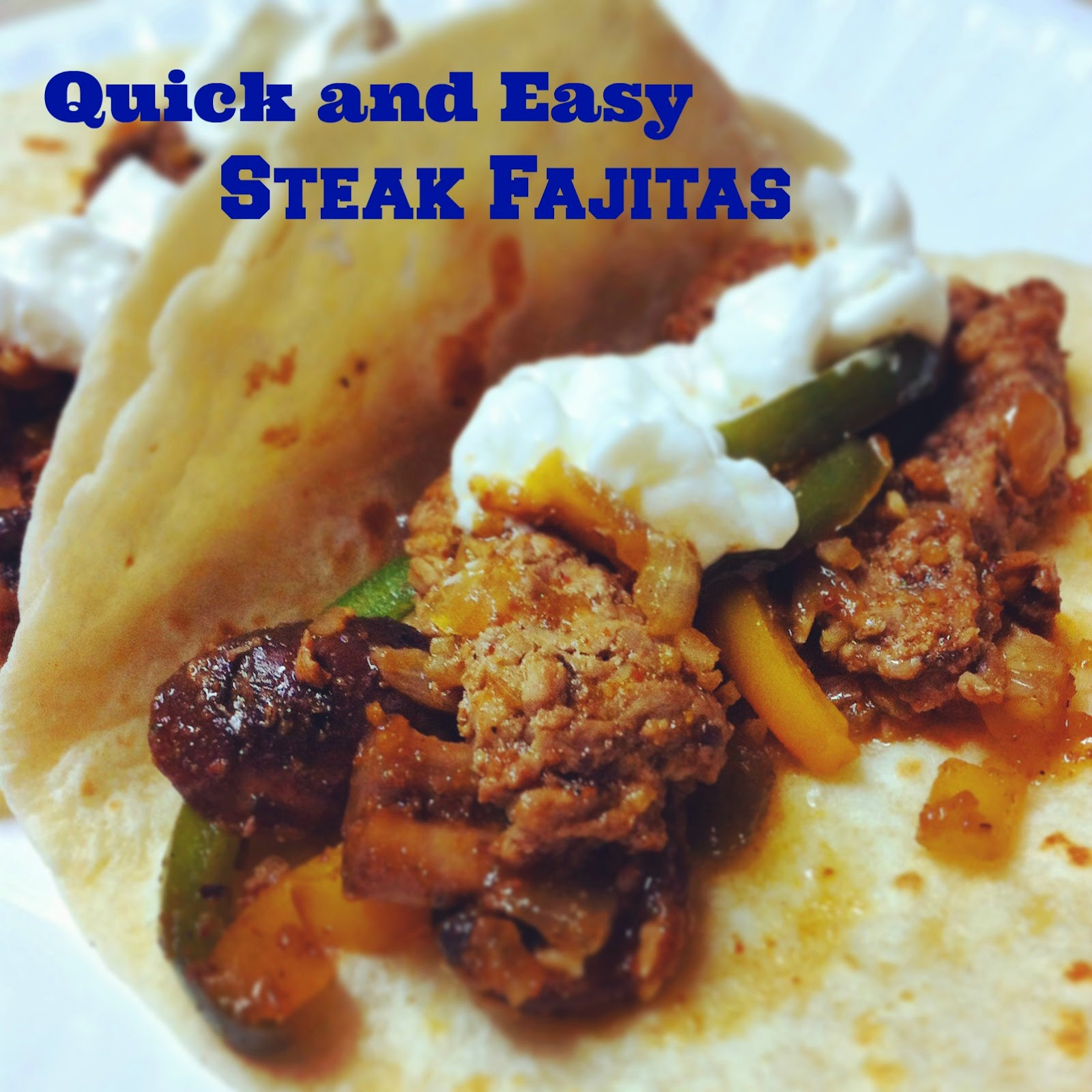 quick and easy fajitas hickory ridge studio