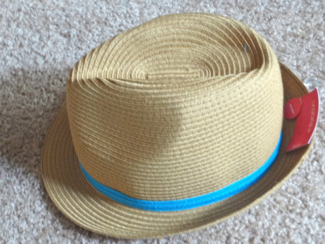 summer hat from target