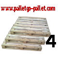 chồng xếp trong sử dụng pallet gỗ