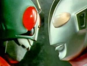 Download Ultraman VS Kamen Rider