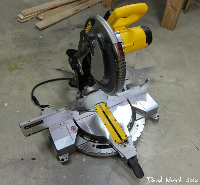 dewalt miter saw stand, table