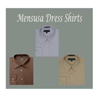 Mensusa Dress Shirts
