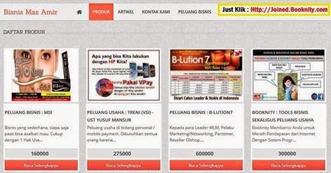 BITCOIN INDONESIA 2: MAU PUNYA DIREKTORY / WEB GRATIS