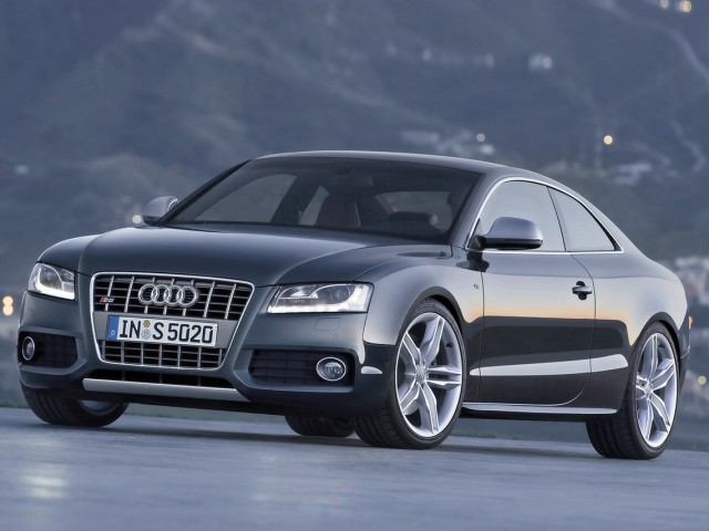 wallpaper zh  Audi a5 coupe