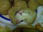 Potatoes Crocchette.