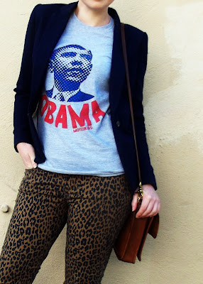 obama, seattle, leopard print, forever 21, fall fashion