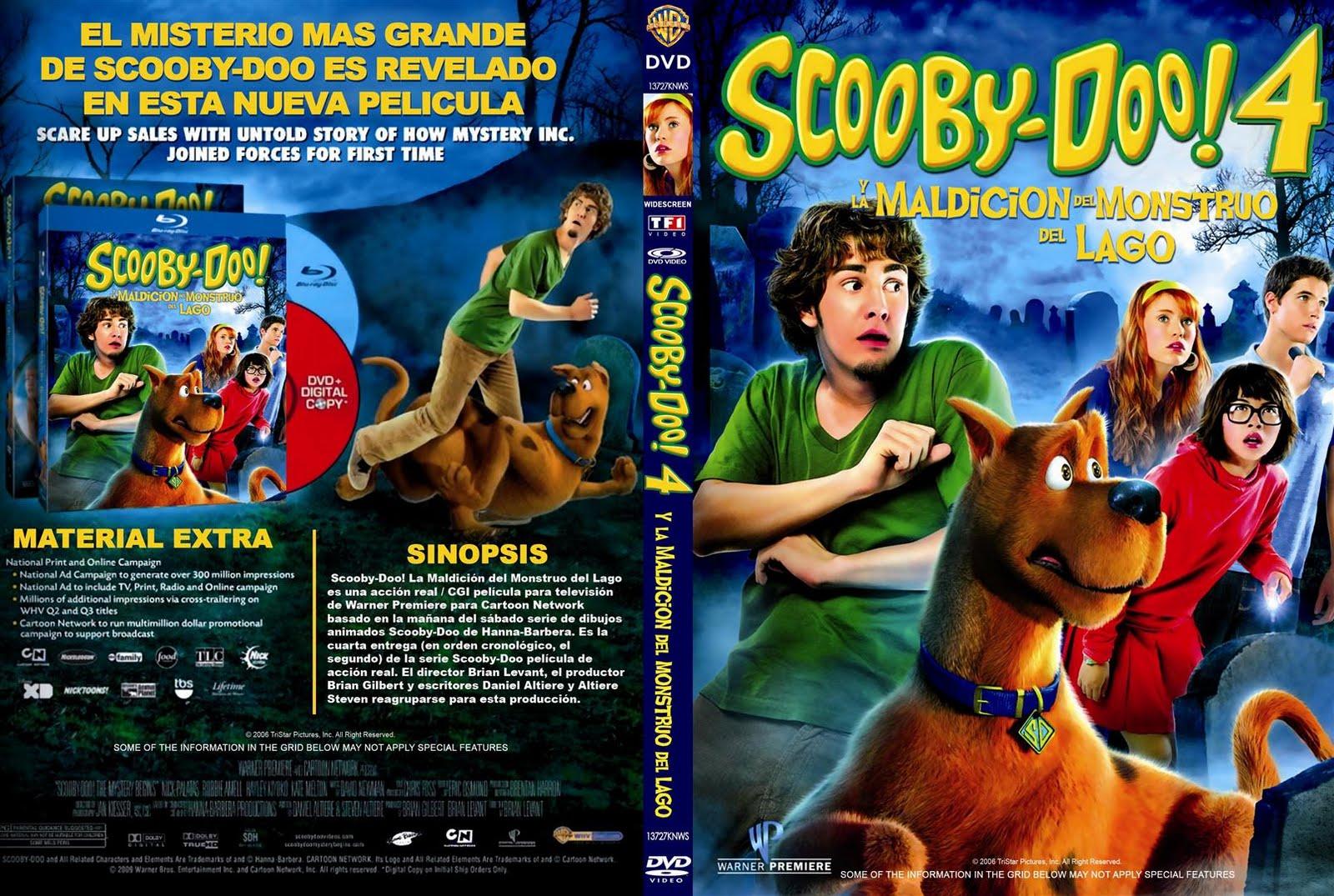 Nessa nova historia ScoobyDoo