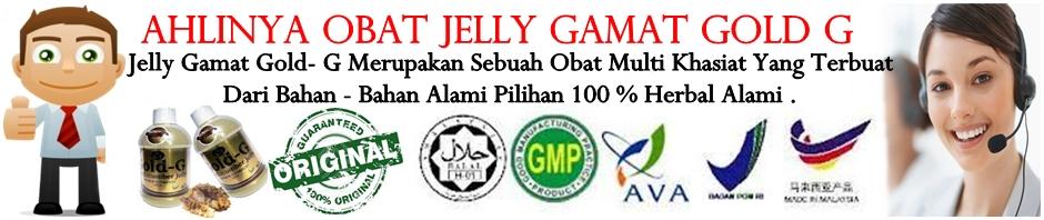 Ahlinya Obat Jelly Gamat Gold G
