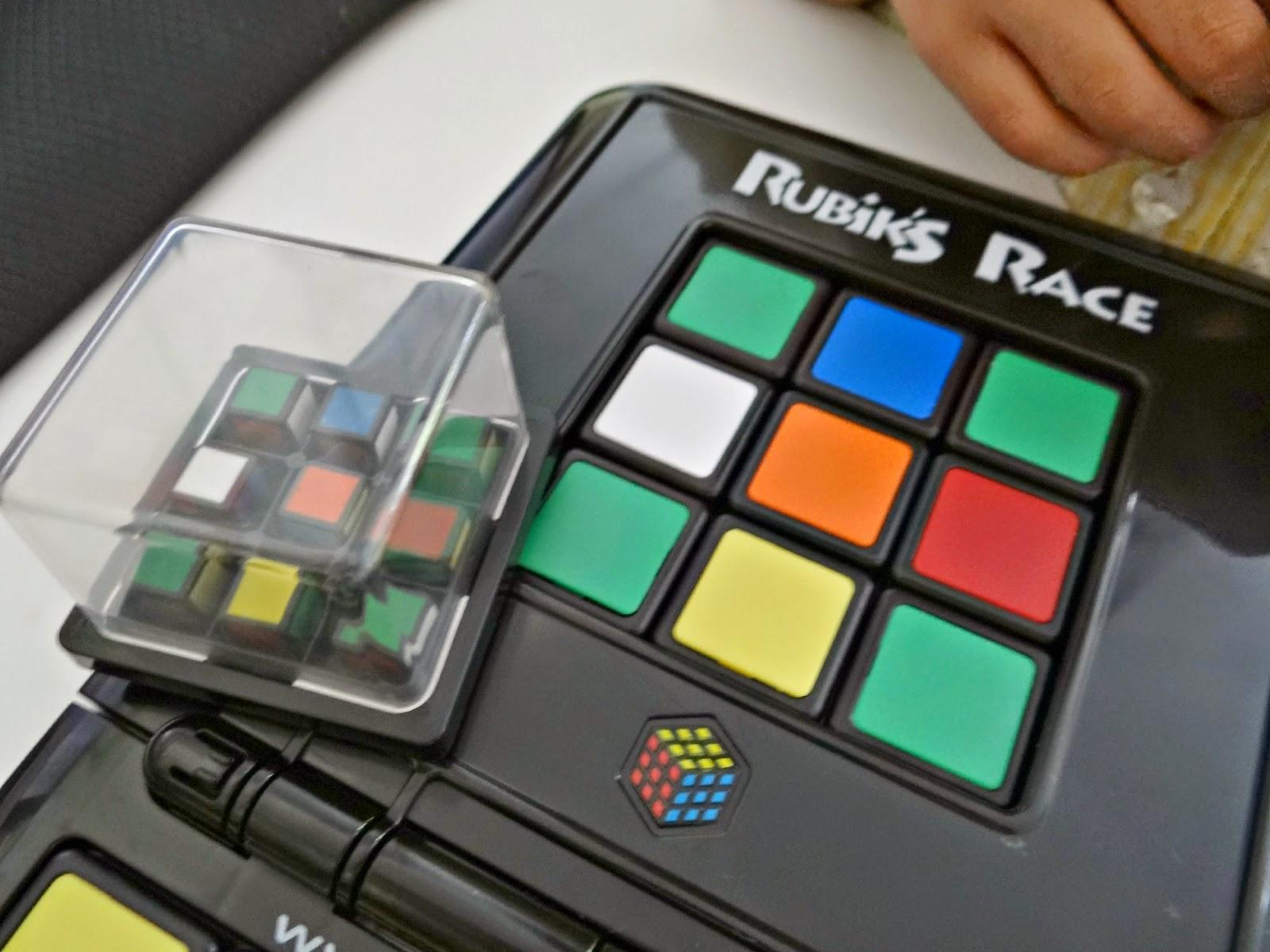Rubik's Cube, Rubik's Race, Children game