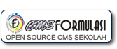 CMS Formulasi