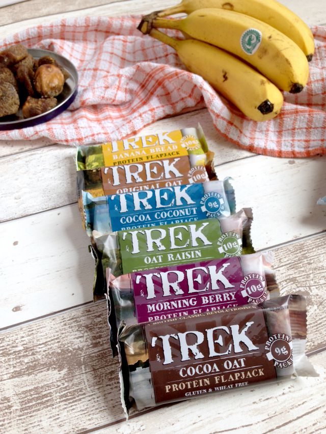 Trek Protein Flapjacks Multipack Mixed Box