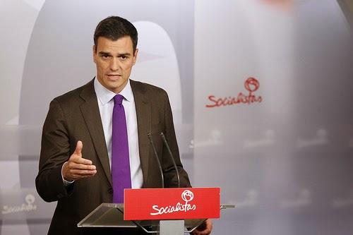 SECRETARIO GENERAL DEL PSOE