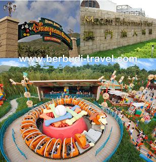 Paket Wisata Muslim ke Hongkong - www.berbudi-travel.com - call 0857 7000 4679