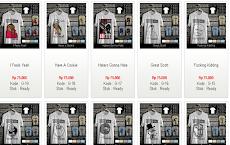Kami juga menyediakan Kaos murah & berkualitas