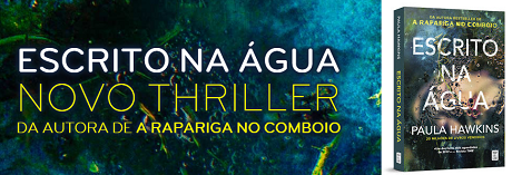 Novo Thriller de Paula Hawkins