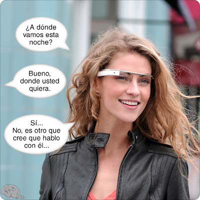 Gafas para parecer inteligente