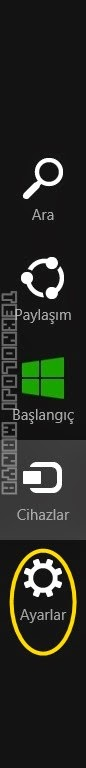 Windows 8.1 Mail Kaldırma