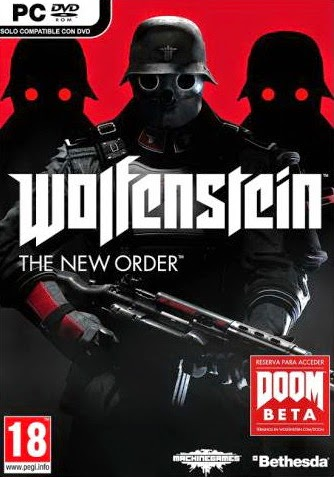 Gratis Pc Game Wolfenstein-The New Order Download Repack