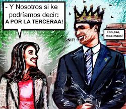EXPOSICIÓN: A por la tercera!! de Juan Kalvellido