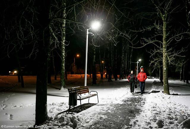 Новая парковая зона появилась в Афанасовском посёлке Сергиева Посада.