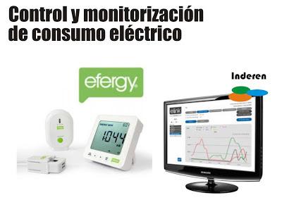 medidor de consumo electrico efergy precios comprar oferta