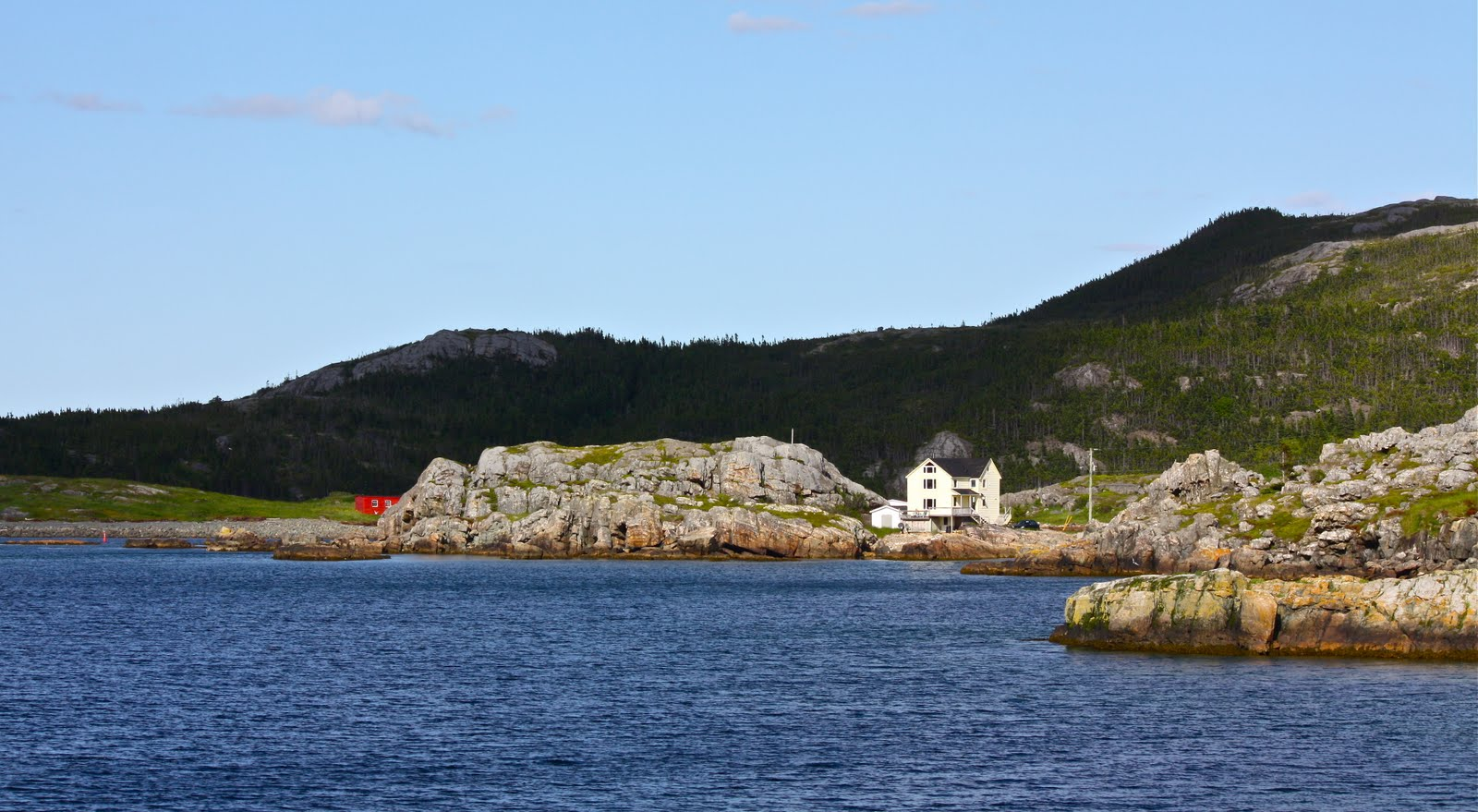 Rilwe Salvage Newfoundland
