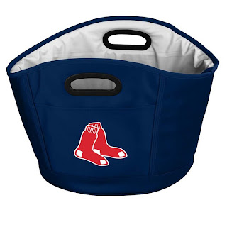 Boston Red Sox MLB Team Logo Party Bucket Drink Cooler