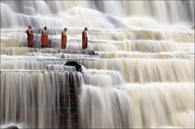 Chinese Buddhist monks