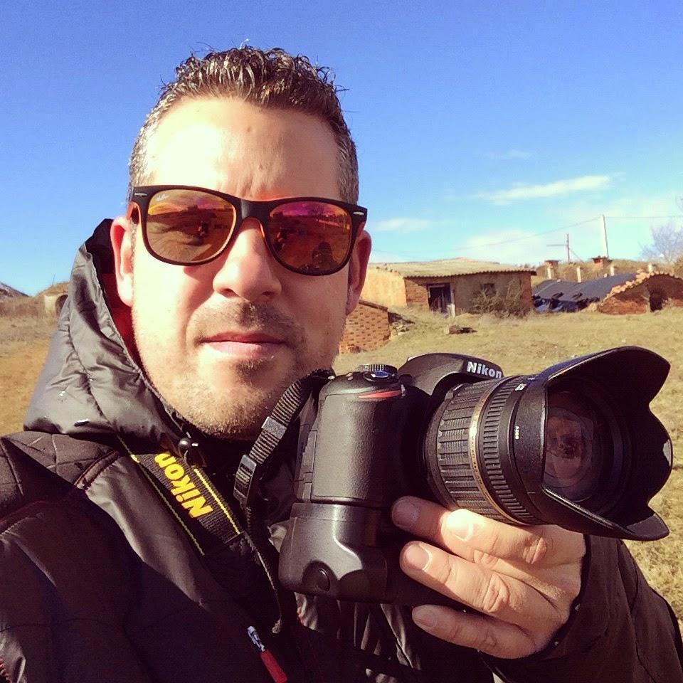 Fotografo de las carreras
