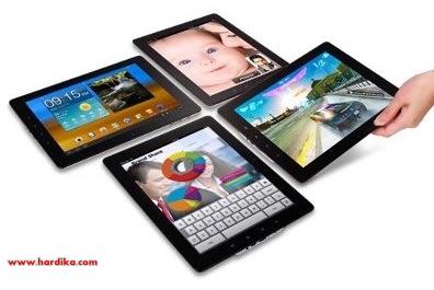 Daftar Harga Tablet Advan Bulan Desember 2012
