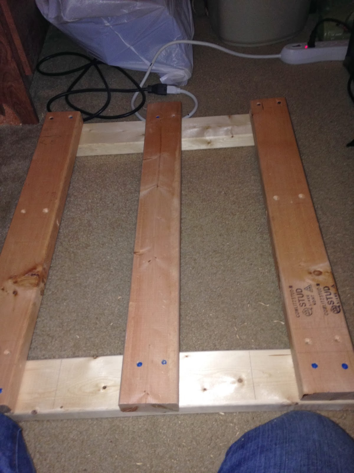 Timbo S Creations Diy Furniture Dolly