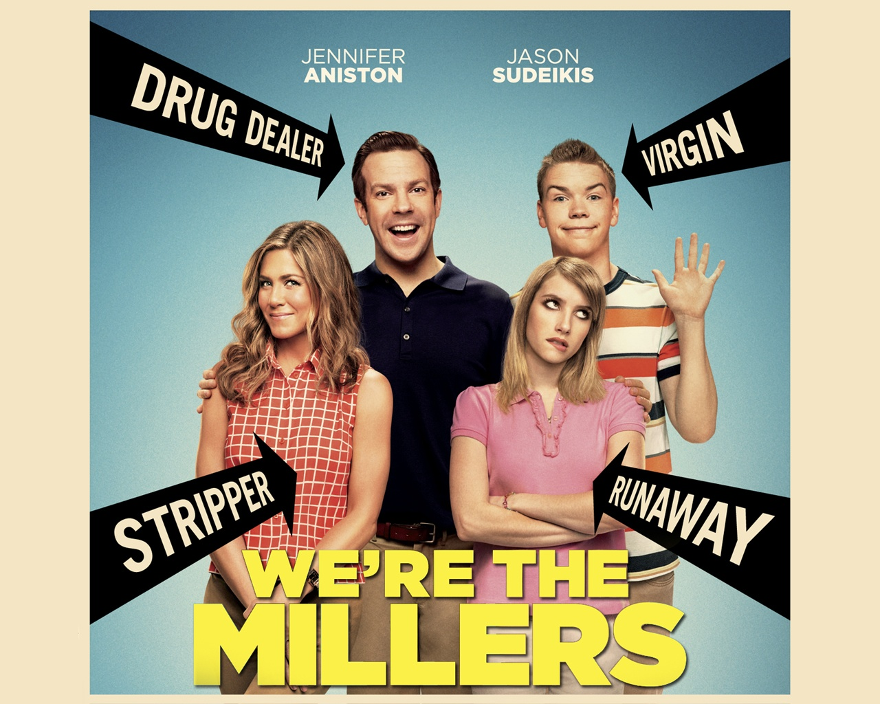 We're The MillerS 2013 Full Movie DVDRIP