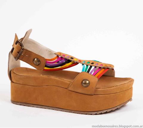 Moda zapatos 2013. Jow primavera verano 2013.