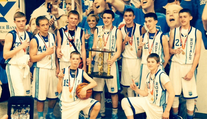 8th Grade Girls Basketball Tournaments