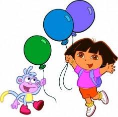 Dora Aventureira e seus amigos