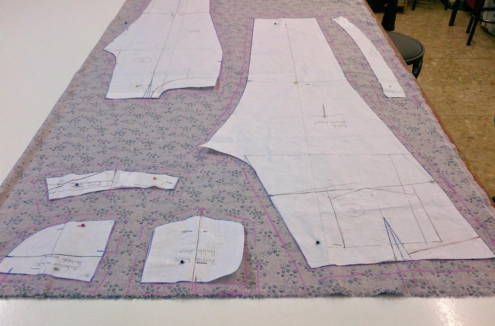 Pantalón de pana. | En el taller de Caro
