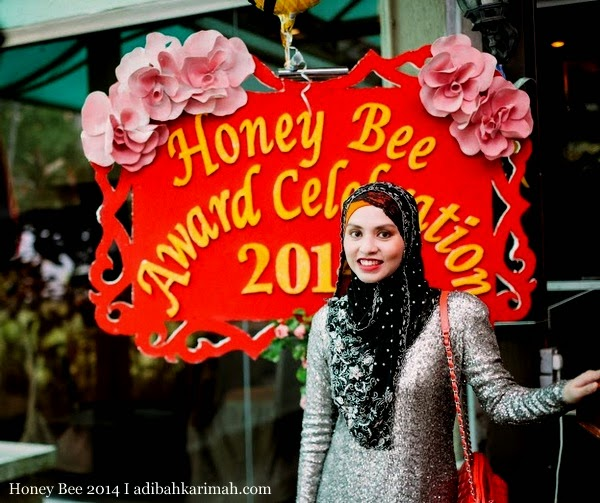 Honey Bee Award Celebration with Adibah Karimah