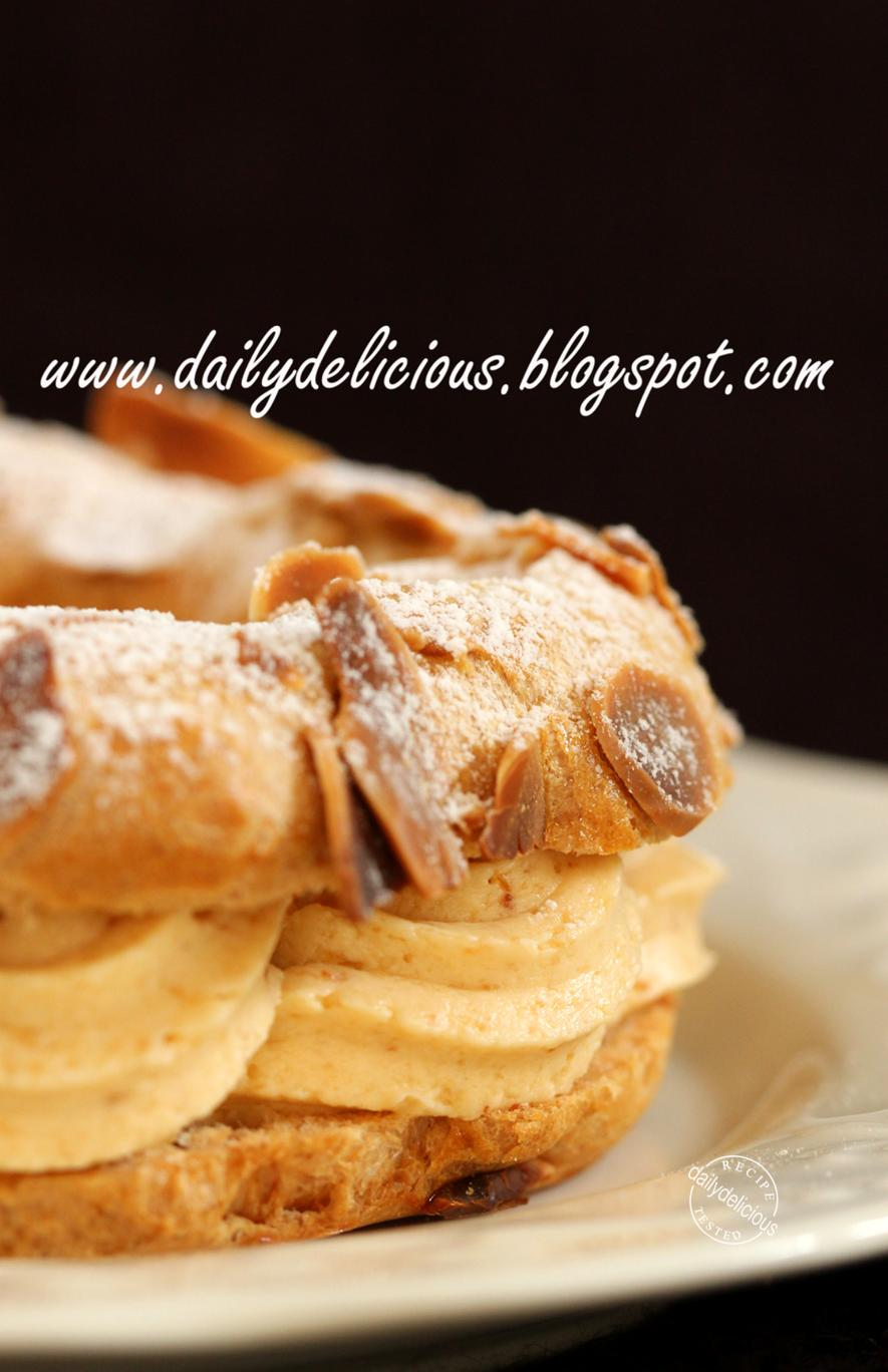 Choux Pastry Ring Good Housekeeping
