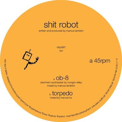 Shit Robot - OB-8 / TorpedoShit Robot - OB-8 / Torpedo
