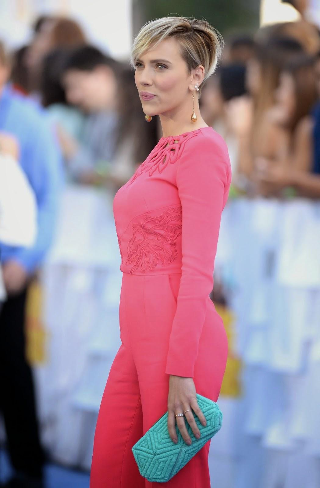 Scarlett Johansson Archive: 2015 MTV Movie Awards