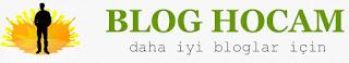 Blog Hocam 2012 yılı logosu