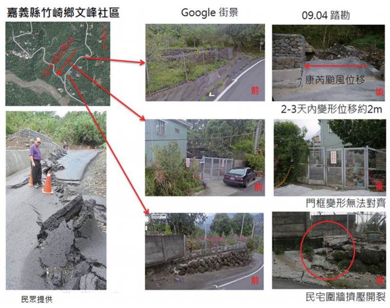 資料來源:Google街景圖、NCDR