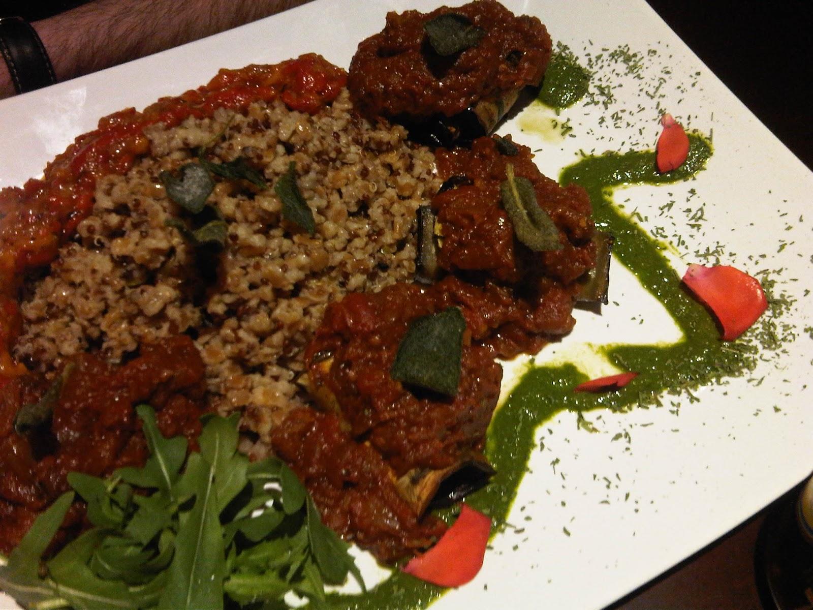 Flicking the Vs: Vegan in Copenhagen: Firefly Garden restaurant review