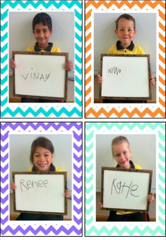 Vinay, Niwa, Renee, Katie