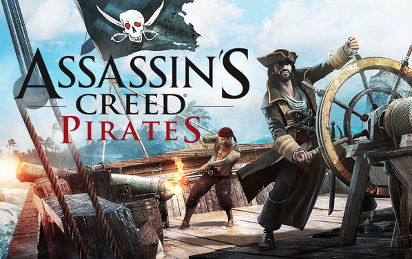 Скачать Assassin's Creed Pirates (Взлом) на Андроид
