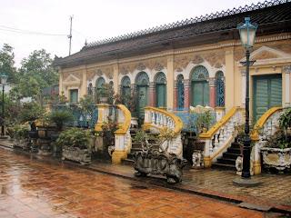 Bin Thuy Pagoda in Can Tho - Vietnam